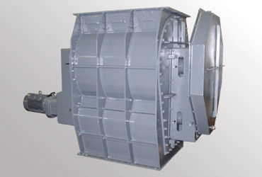 Rotary Vane Feeder with Forced Broaching ZZRS