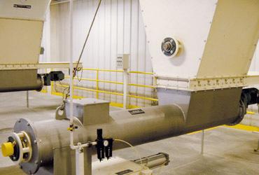 Трубный конвейер Трубный шнек дозирования /RFS